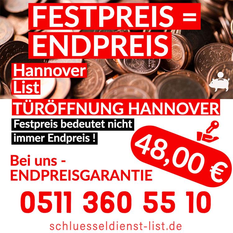 Schlüsseldienst Hannover List finden Schlüsseldienst Hannover List Festpreis Wie öffne ich eine Tür ohne Schlüssel